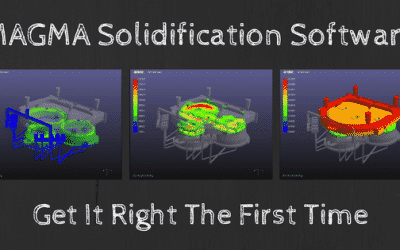 Allied Machinery Introduces MAGMA Solidification Software