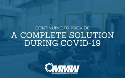 Milwaukee Machine Works an Allied Machinery Company: Continuing to Provide a Complete Solution During Difficult Times